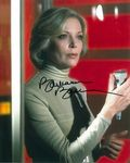 Barbara Bain (Space 1999) - Genuine Signed Autograph 10x8  11253